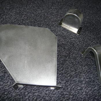 pieces sur mesure en inox